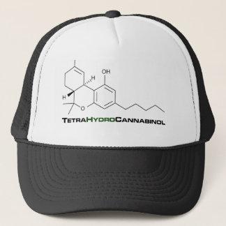 THC Weed Trucker Hat