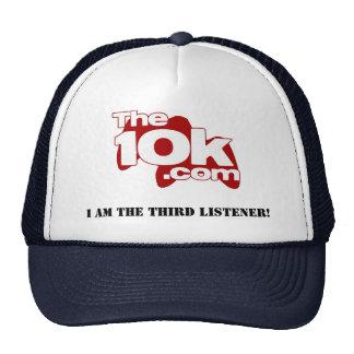 The10k.com Trucker Hat I am the THIRD listener!