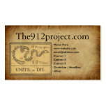 the912project.com Profile Card