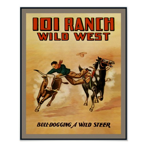 The 101 Ranch Poster