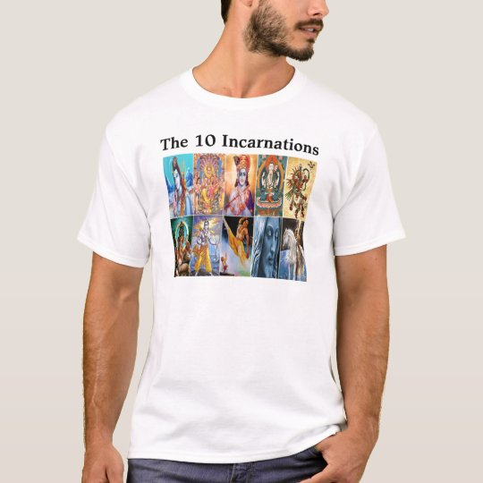 The 10 Incarnations T-Shirt