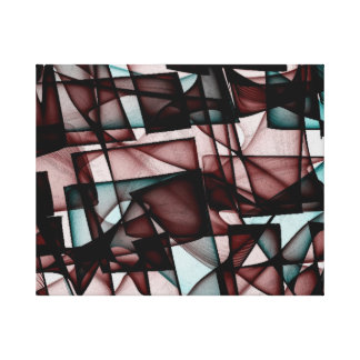 THE 11TH - Abstract Canvas Gallery Wrapped Canvas