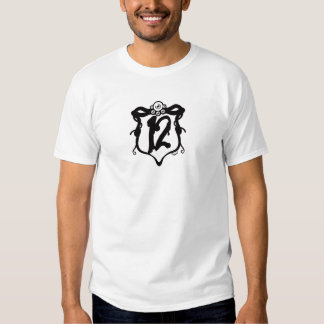 The 12 t shirts