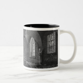 The 13th century room, Musee des Monuments Two-Tone Coffee Mug