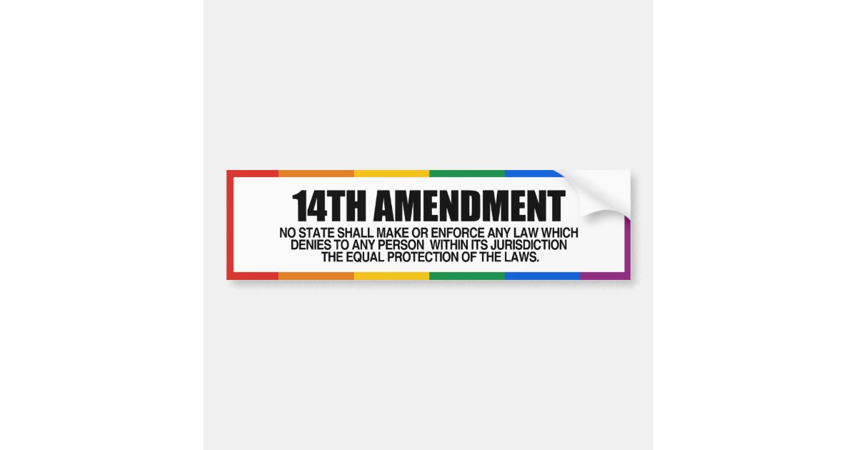 the fourteenth amendment essay Kraemer1 amy kraemer constitution day essay september 6, 2015 the fourteenth amendment - rights guaranteed by citizenship our citizenship in the united states is our national character.