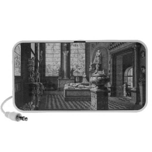 The 16th century room, Musee des Monuments Portable Speaker