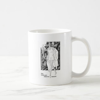 The 1929 Girl must be Tanned Coffee Mug