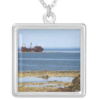 The 260 foot (80-metre) long wreck of the MV Square Pendant Necklace