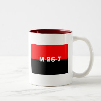 The 26th of July Movement Mug