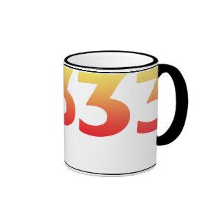 The 333 mug