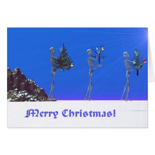 The 3 Wise Men Card