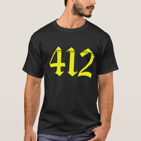 The 412 T-Shirt