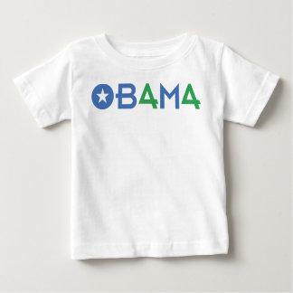 The 44th President, Barack Obama, Green 44's T-shirt