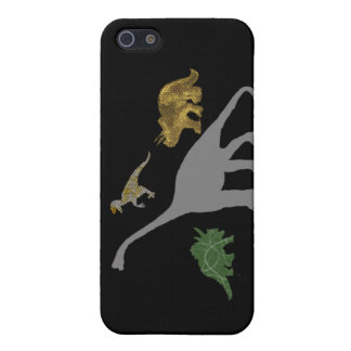 The 4 Dinos iPhone 5 Case