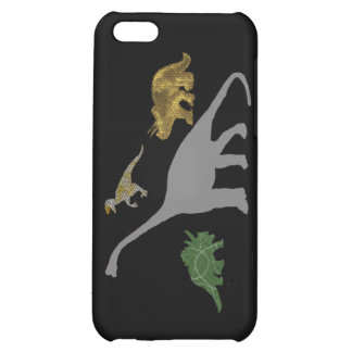 The 4 Dinos iPhone 5C Covers