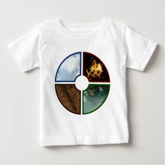 The 4 Elements Tee Shirt
