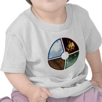 The 4 Elements Tshirt