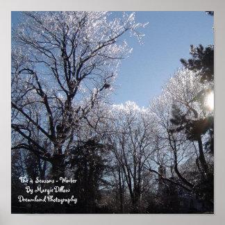 The 4 Seasons - Winter Poster