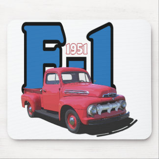 The 51 F One Mouse Pad