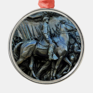 The 54th Massachusetts Volunteer Infantry Regiment Christmas Ornament