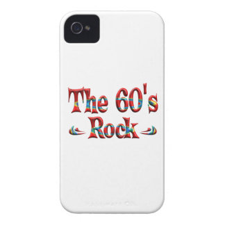 The 60 s Rock iPhone 4 Case-Mate Cases