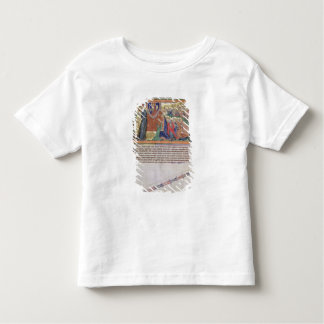 The 7th angel blowing his trumpet toddler T-Shirt