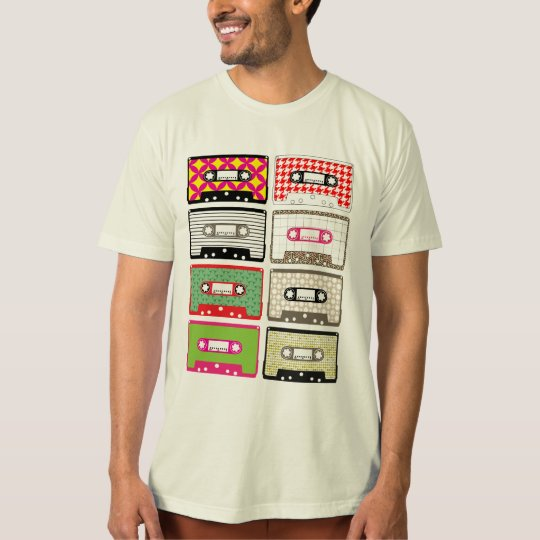 The 80's MixTape Shirt