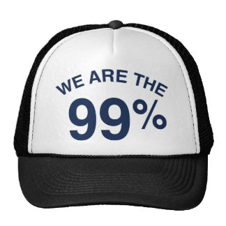 The 99% Are We Cap