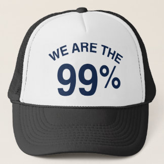 The 99% Are We Trucker Hat