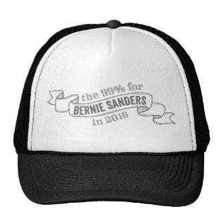 The 99% for Bernie Sanders in 2016 Cap