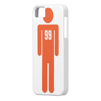 The 99 percent Man iPhone 5 Case