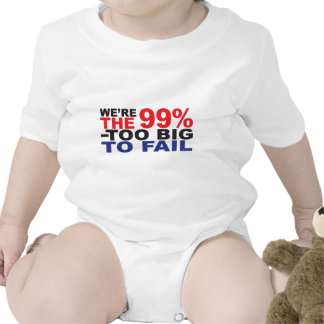 The 99% - Too Big to Fail Romper