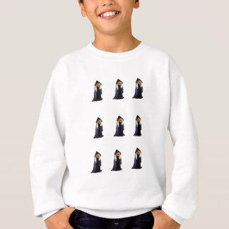The 9 Witches of Halloween Sweatshirt