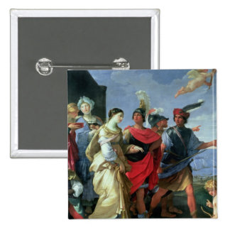 The Abduction of Helen, c.1626-31 15 Cm Square Badge