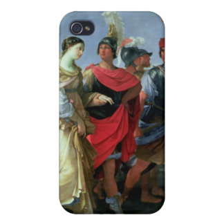 The Abduction of Helen, c.1626-31 iPhone 4 Cases