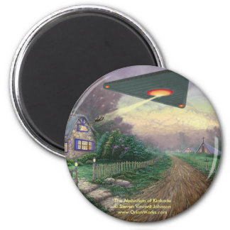 The Abduction of Kinkade, The Abduction of Kink... Magnet