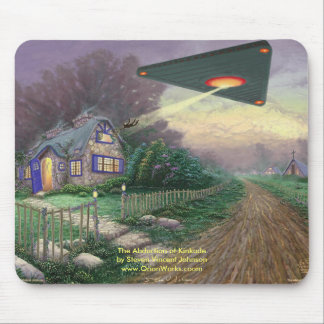 The Abduction of Kinkade, The Abduction of Kink... Mouse Mat