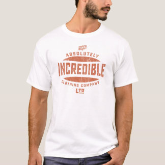 The Absolutely Incredible Clothing Company T-Shirt