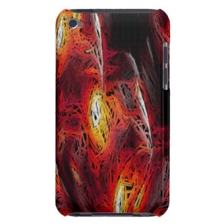 The Abstract Heart Case-Mate iPod Touch Case