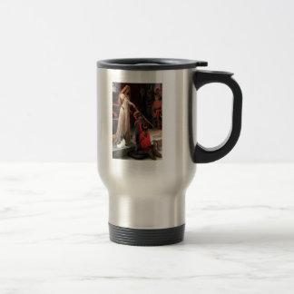 The Accolade - Papillon 1 Stainless Steel Travel Mug