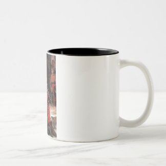 The Accolade - Papillon 1 Two-Tone Mug
