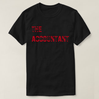 The Accountant T-Shirt