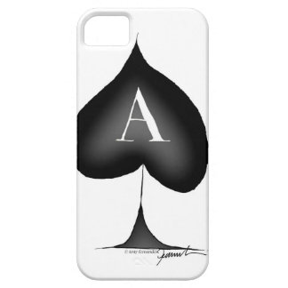 The Ace of Spades by Tony Fernandes Case For The iPhone 5