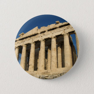 The Acropolis 6 Cm Round Badge