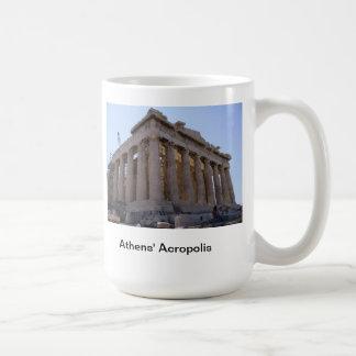 The Acropolis at Athens, Greece Coffee Mug