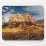The Acropolis at Athens Greece Colour Landscape