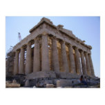 The Acropolis at Athens, Greece Postcard