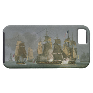 The Action Renewed by Night, off Madagascar, 20th iPhone 5 Case