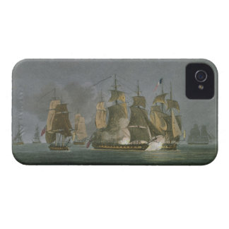 The Action Renewed by Night, off Madagascar, 20th iPhone 4 Case