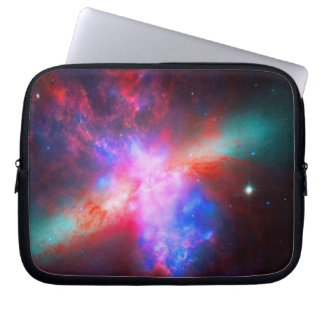 The Active Cigar Galaxy - Messier 82 Laptop Sleeve